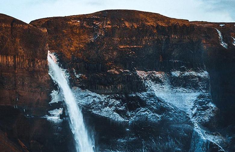 مناظری زیبا از کشور ایسلند که توسط عکاسی 24 ساله ثبت شدند