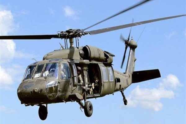 بالگردهای آمریکایی مجددا بر فراز بغداد به پرواز درآمدند