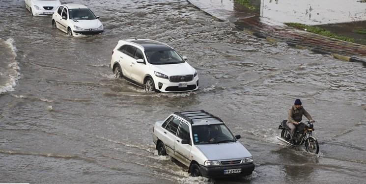 هشدار هواشناسی خوزستان نسبت به احتمال طغیان مسیل ها و آبگرفتگی معابر