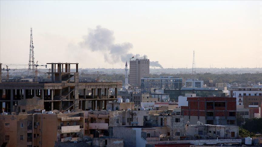 خبرنگاران چهار گلوله خمپاره در بعقوبه عراق فرود آمد