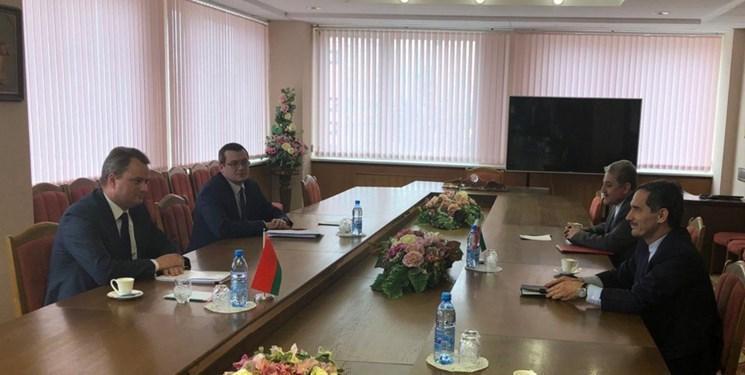 راه های توسعه همکاری های اقتصادی و تجاری ایران و بلاروس بررسی شد