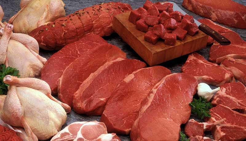 قیمت گوشت تغییری نکرده است ، قیمت هر کیلو گوشت 100 هزار تومان