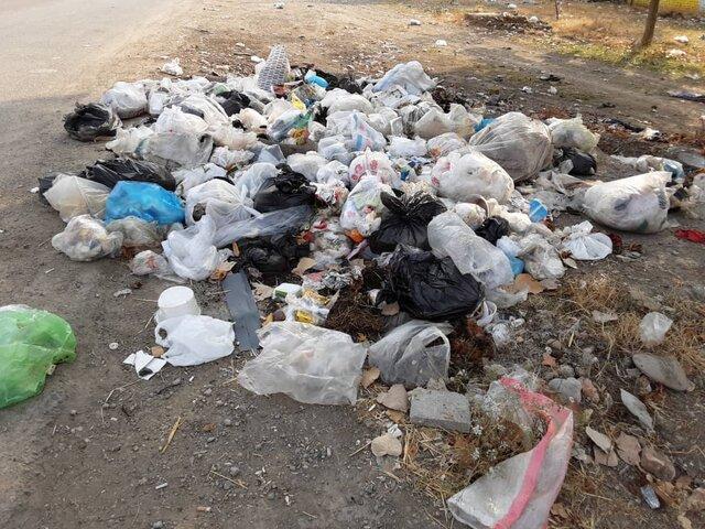 بحران زباله های پلاستیکی در مازندران