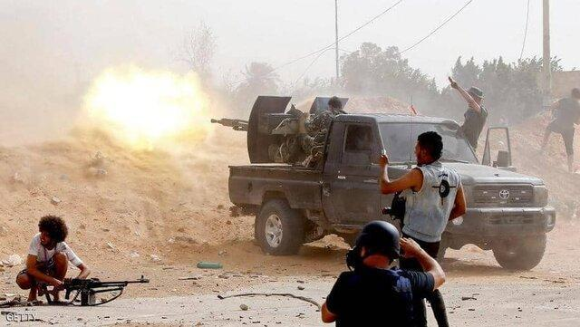 رایزنی های بین المللی برای حل بحران لیبی ادامه دارد