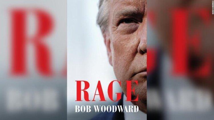 واکنش ترامپ به انتشار کتاب جنجالی وودوارد