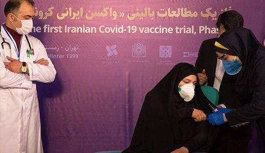 خبرنگار الجزیره: باید به دانشمندان ایرانی که با وجود تحریم ها آزمایش واکسن را آغاز کردند احترام گذاشت