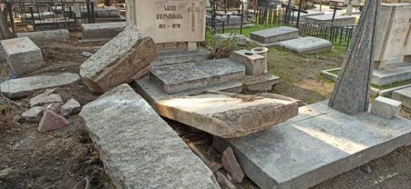 آشی که شورای شهر برای قبرستان ارامنه پخت