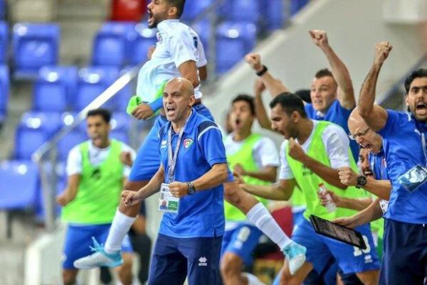 افشاگری و انتقاد سرمربی تیم فوتسال کویت از تصمیم AFC