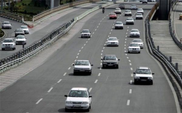 افزایش 14، 1 درصدی تردد در محورهای برون شهری
