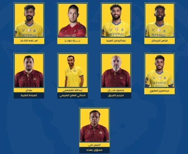 شوک به تیم عربستانی، کرونا این بار یقه النصر را گرفت