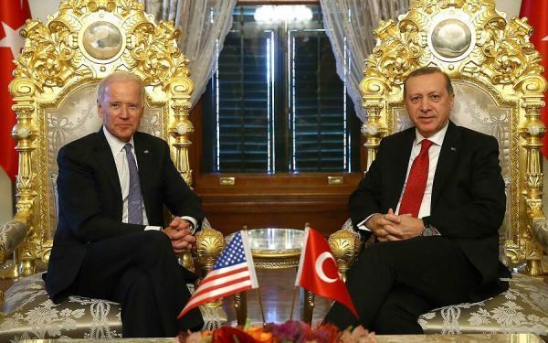 زمان ملاقات بایدن و اردوغان معین شد