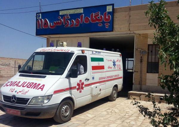 خبرنگاران ششمین پایگاه اورژانس جاده ای در سردشت راه اندازی شد